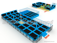 MICH Indoor Trampoline Park Design for Amusement 3505A
