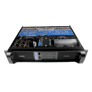 FP7000 2 Canaux Audio Professionnel Amplificateur