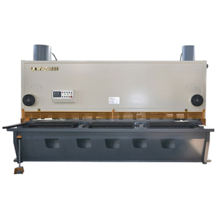 QC11Y-25X4000 CE Safety Standard Sheet Metal Cutting Machine