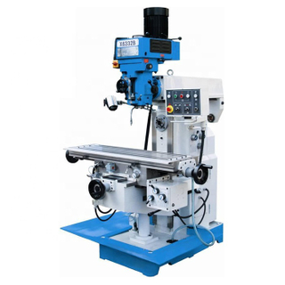 Vertical Type Mill Machinery X6332B Universal Milling Machine