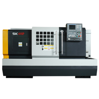 SK40P 400mm CNC Lathe Machine for Sale