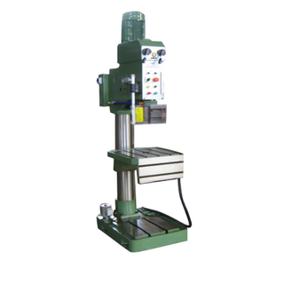 Model Z5040T Z5040ET 40mm Vertical Drilling Machine with CE Standard