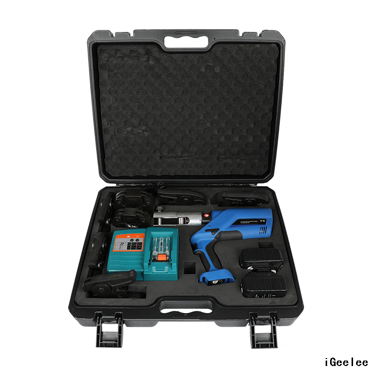 Battery Powered Pex Crimping Tools EZ-1550 for 50Mpa Rated Working Pressure