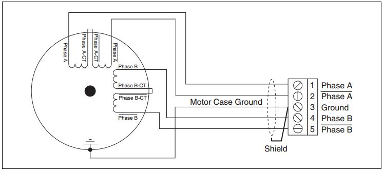 step motor wiring diagram get rid of wiring diagram problem Stepper Motor Schematic