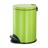 Concise Style Stainless Steel Waste Bin for Office/Mall (KL-010A)