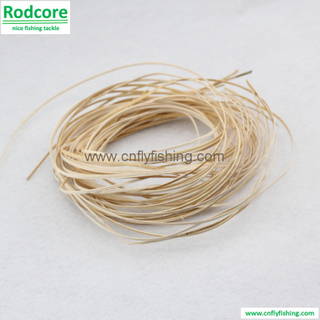 fly rod handle natural rattan