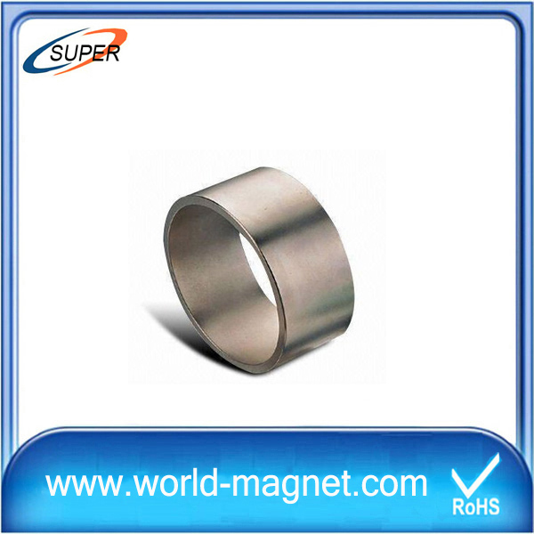 Top Sale Permanent Neodymium Ring Magnets