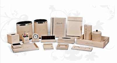 Hotel Leather Products Sets