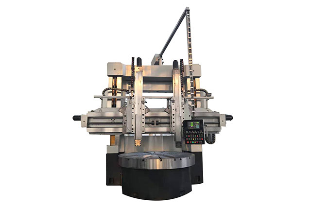 Characteristics of WMTCNC Vertical Lathe Machine