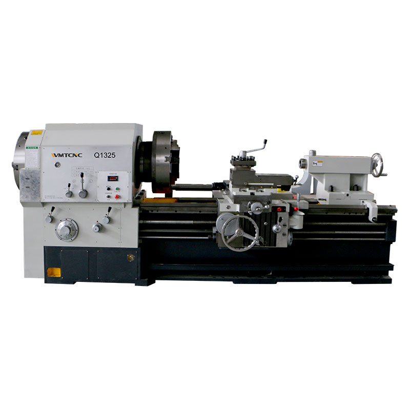 Q1325 Manual Pipe Threading Metal Lathe Machine Price