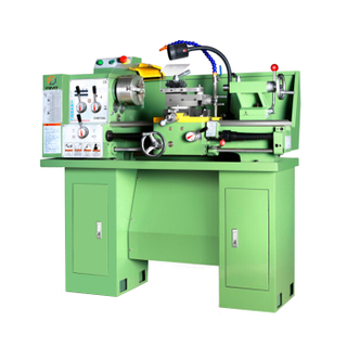 CQ6133 38mm Spindle Bore Hobby Turning Tool Cheap Precision Bench Lathe Machine with CE