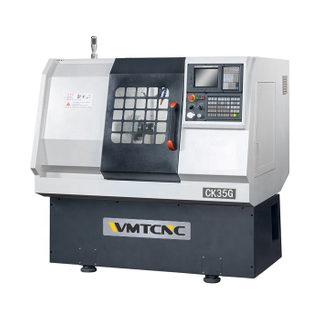 High Speed CK35G 350 Mm Cnc Lathe Machine with Linear Guide