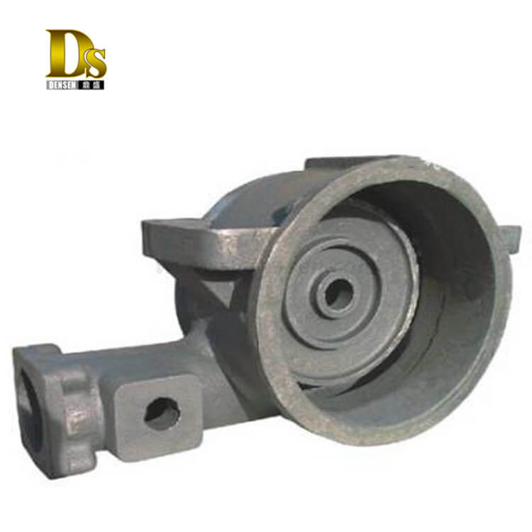 High Quality Customized Alloy Steel Sand Casting Goosenecks