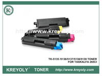 TK-5135 /5136/5137/5138/5139 COLOR TONER FOR TASKAIFA 265CI