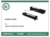 Copier Toner Cartridge Toshiba T-2320