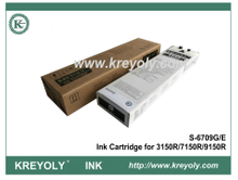 Riso ComColor X1 3150R 7150R 9150R Ink Cartridge S-6709 S-6710 S-6711 S-6712
