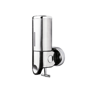 Stainless Steel Pull Type Single-Hole Soap Dispenser for Hotel (SD-301A)