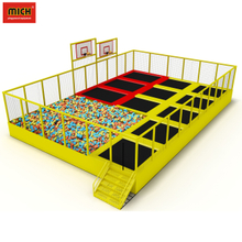 CE Certified Commercial Jungle Gym Kids For Children's Playground For Sale