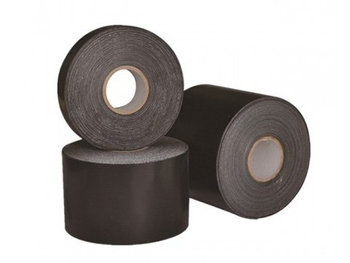 The distinguishes of the PP, PE, PVC pipe wrap tape