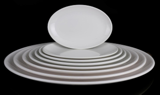 Food Dish with A5 Melamine (TP-0022)