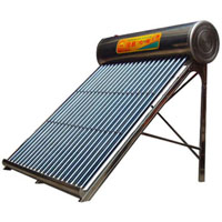 High Pressure Solar Water Heater (SPP)
