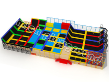 MICH Indoor Trampoline Park Design for Amusement 5113A