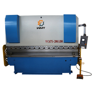 WC67Y 200/3200 China Cheap Hydraulic Press Brake Machine Price