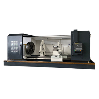CK61125 Heavy Duty Horizontal CNC Metal Lathe Machine Price