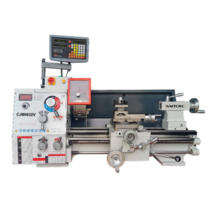 CJM0632V Small Lathe Machine with Variable Speed