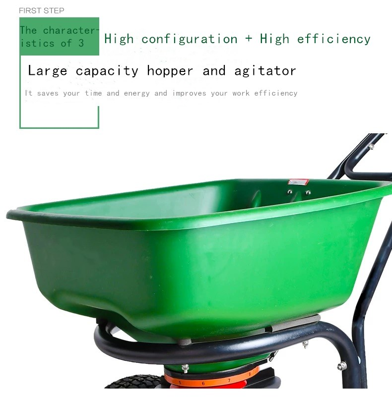 Rotary Fertilizer&Sowing Applicator