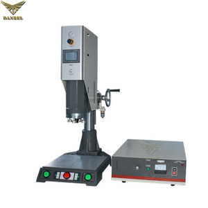 DANREL PLC 20KHz 2000W Ultrasonic Pastic Welder Price, China 15KHz 2600W Ultrasonic Welding Machine Manufacturer