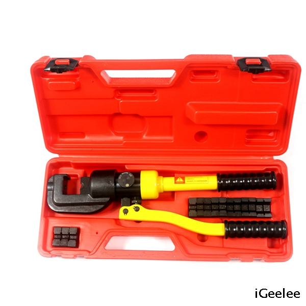 Hydraulic Crimping Plier YYQ-120A Hexagon Crimping Tool with C Type Range 10-120mm2 for Lugs CE Proved with Top Quality