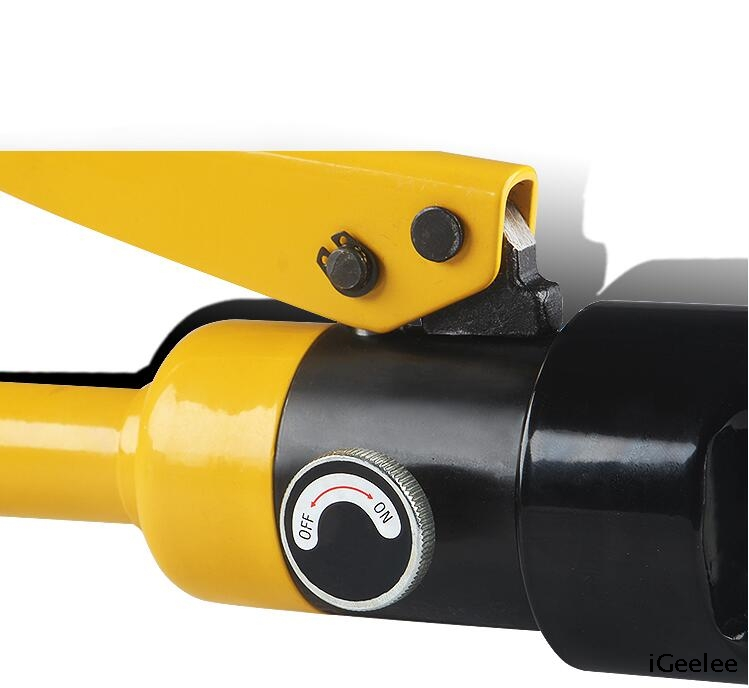 YQK Series Hydraulic Crimping Plier Range 10-300mm2 for Aluminum And Copper Lugs