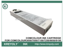 7150 BLACK INK CARTRIDGE FOR COMCOLOUR 3150/3050/7050/7150/9050