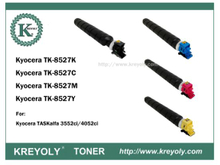 TK-8525/8526/8527/8528/8529 COLOR TONER FOR TASKALFA 3552CI/4052CI