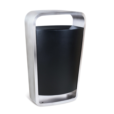 Outdoor waste can for high end apartment HW-513