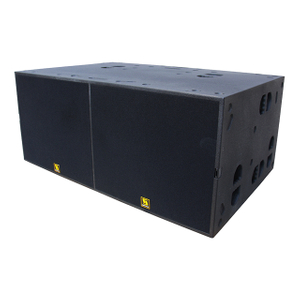 BSX Dual 21 inch DJ Subwoofer Speaker dengan Desain Long Excursion