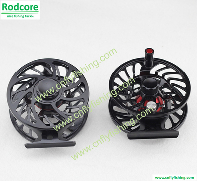 large arbor waterproof fly reel Vm