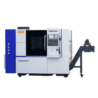 CK50L/1100 China Professional Slant Bed Cnc Lathe Machine with High Precision