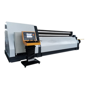 W12-8X3000 China Plate Bender Rolling Machine for Sale
