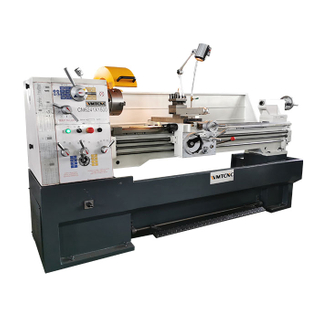 CM6241 52mm Spindle Bore Manual Engine Lathe Machine with CE for Sale