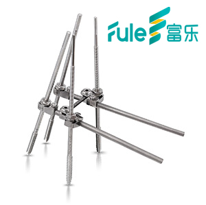 SCHANZ Screw for Spinal Traumatic System, Beijing Fule SCHANZ Pedicle Screw Sleeve Chuck