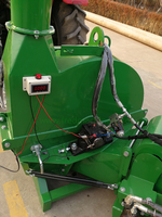Wood Chipper No Stress Control