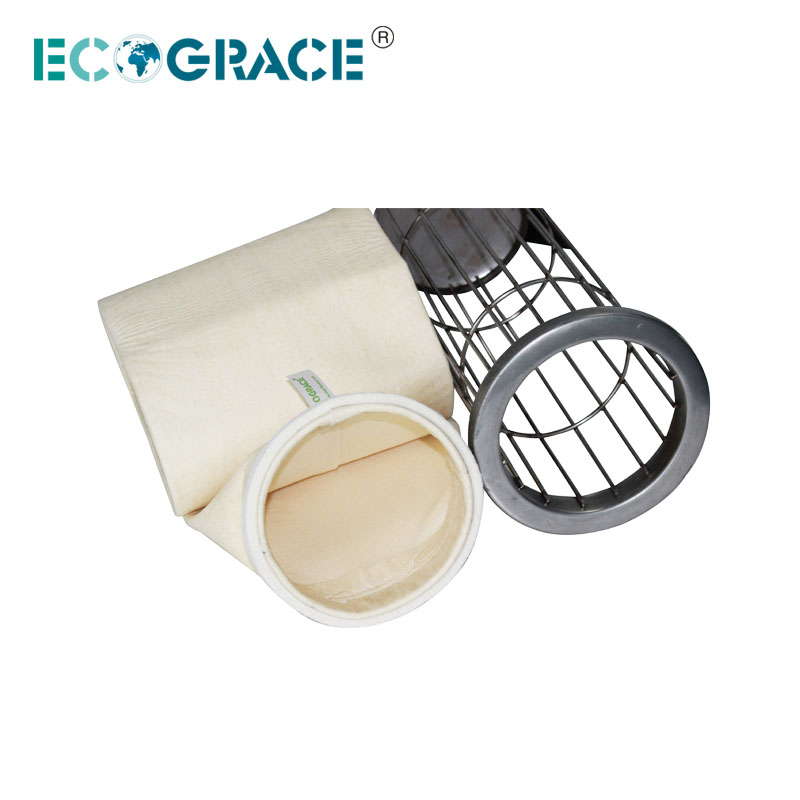 PTFE Laminated PPS Filter Sleeves Power Plant Air Filter Bag