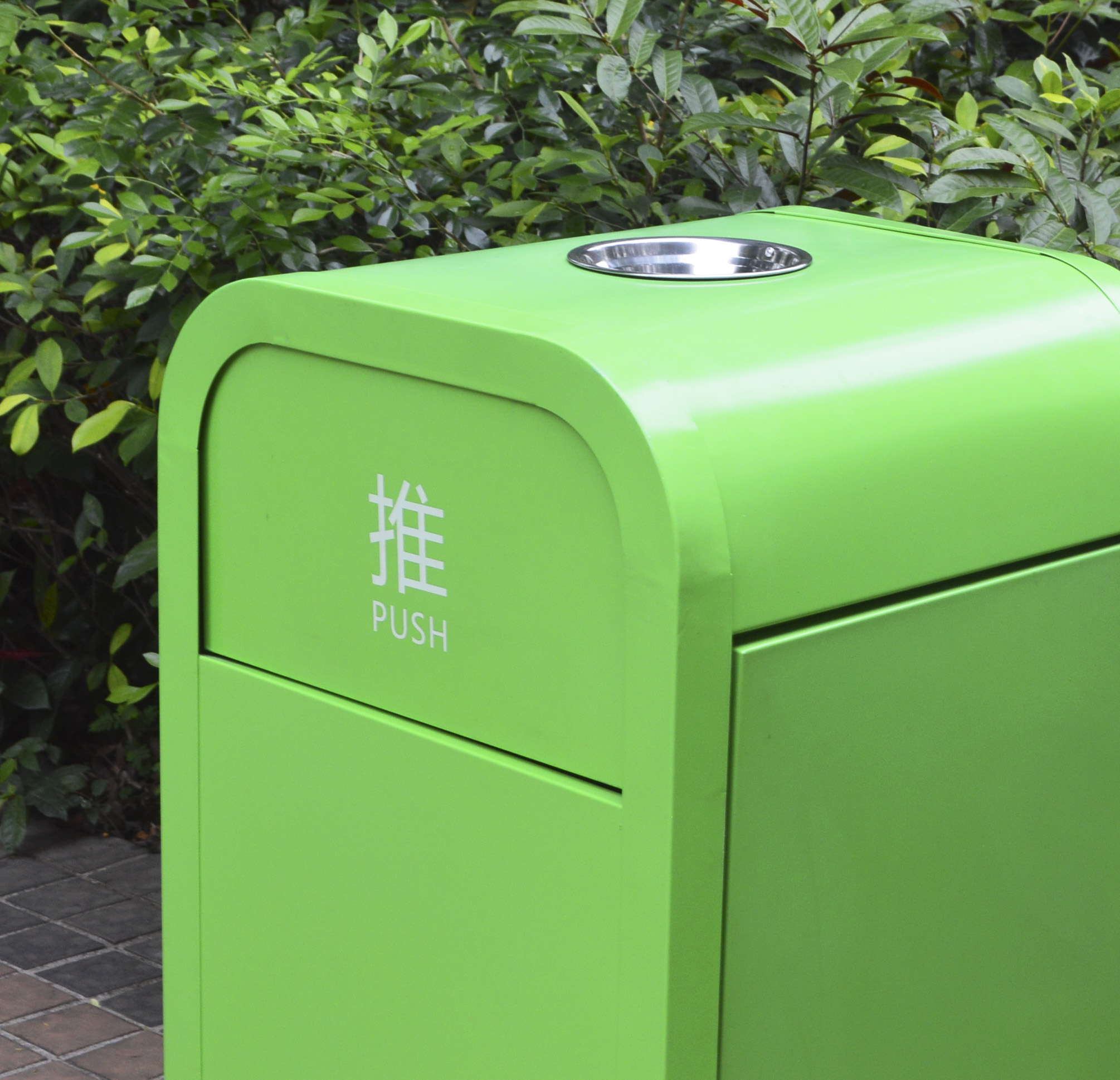Theme Park Dustbin From China Factory