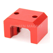 Heavy Duty Horseshoe Alnico Power Magnets with keeper