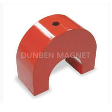 Horseshoe Pocket Alnico Magnets With Keeper