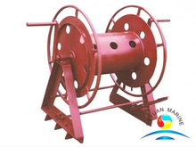 Good Price for Marine Mooring Cast Steel Power Cable Reel Winder