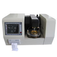 DSHD-3536D Fully Automatic Cleveland Open Cup Flash Point Tester