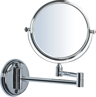 Stainless Steel Beauty Mirror for Gustroom
